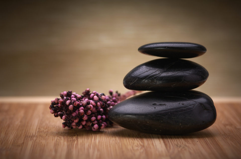 Hot Stone Massage in London