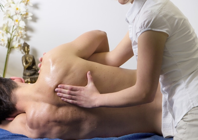 Professional Massage Therapy In London